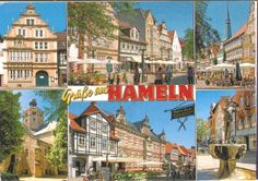 Hameln Germany: this is where I lived until I was 20 years old and I want to take a trip there with my husband Joe Liss.