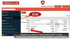 """W celu edycji """"Profilu"""" członka SWISS CLUBU kliknij na ołówek: ✏"""
