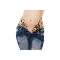 Tattoo Uk For Girl Women Bild 9300 – Tattoo – Tatuagem Feminina – Imagens De Tatuagens Femininas Pelvic Tattoos, Tattoos 3d, Waist Tattoos, Badass Tattoos, Body Art Tattoos, Sleeve Tattoos, Girl Back Tattoos, Lower Back Tattoos, Feminine Tattoos