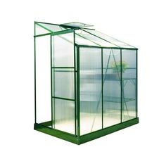 What happens when you catch the year-round gardening bug? You get a BioStar Greenhouse—the optimal season extender and beginner greenhouse system. This outdoor lean-to hails from England (where they know just a thing or two about gardening) and can be used to over-winter established pants, or start new seedlings in early spring. Designed for climates with mild winters and night frosts only, this easy-to-assemble unit is a perfect pied-à-terre for housing plants before they move outside.