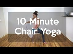 the best chair yoga moves to combat back pain  chair yoga