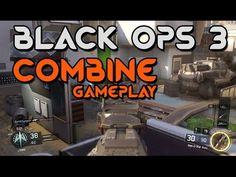 COD BLACK OPS 3: Combine Gameplay
