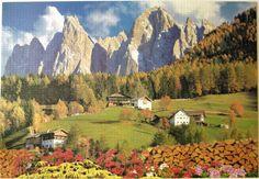 Adoro le Dolomiti!