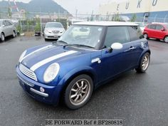 Used 2003 BMW MINI BF280818 for Sale