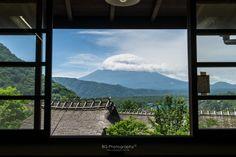 Scenery Outside the window.