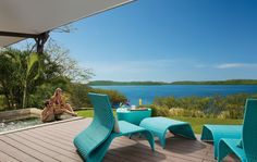 How awesome is this set-up?! This suite at Secrets Papagayo Costa Rica is pretty much ideal for a honeymoon stay.