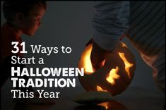 Our family is big ontraditions. We've got them for major events likebirthdaysandChristmas, as well as small things like Saturday mornings and bedtime. Recently, I've been thinking about all the Halloween activities and projects we've tried (or wanted to try) since the kids were born. This year, I'm looking to officially elevate a few of them …