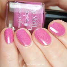 Pink Lady Margarita, Top Shelf Lacquer