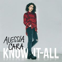 Alessia Cara Know It All on Limited Edition Colored LP First Pressing on Colored…