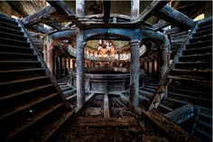 wonderful pictures of Abandoned churches by Matthias Haker