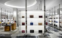 Rees Roberts + Partners LLC - Barneys Beverly Hills Ground Floor