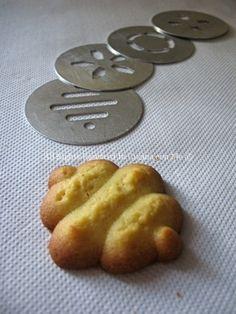 Italian Biscuits, Italian Cookies, Italian Desserts, Italian Recipes, New Recipes, Cookie Recipes, Cheesecake Desserts, Mini Desserts, I Companion