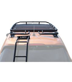 Purchase of GOBI Jeep Cherokee KL Stealth Rack includes: Free rear ladder, Free removable cross bars and Free wind deflector. Lifted Jeep Cherokee, Jeep Cherokee Trailhawk, Gobi Rack, Jeep Cherokee Accessories, Jeep Mods, Mitsubishi Lancer Evolution, Roof Top Tent, Ae86, Jeep 4x4