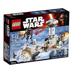 $15.99 - LEGO Star Wars HothTM Attack 75138