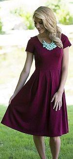Ivy Dress [MW22070] - $49.99 : Mikarose Boutique, Reinventing Modesty