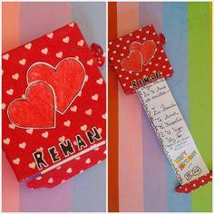 ♥ Renan C. ♥ Beatriz S. ♥ (@mimosrb) • Caixa manivela feita com caixa de gelatina. Esse mimo eu fiz no aniversário do meu amor do ano passado. No Insta, sitado à cima, tem um vídeo de como funciona essa caixinha.