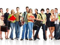 Mladí ľudia, študenti