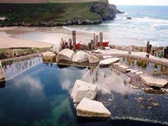Scarlet Hotel Cornwall Cornwall Breaks, Scarlet, Swimming Pools, Trips, Places To Visit, Bucket, Pools, Swiming Pool, Viajes