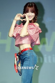 Article: [Exclusive] Tahiti Jisoo diagnosed with depression and panic disorder. taken off movie casting Source: Star News via Nate . Panic Disorder, Tahiti, Disorders, Kpop Girls, Depression, Crop Tops, Celebrities, People, Outfits