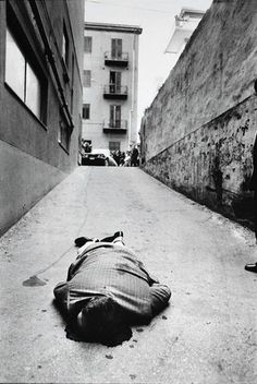 Letizia Battaglia - born 5 March 1935) is an Italian photographer and photojournalist. Although her photos document a wide spectrum of Sicilian life, she is best known for her work on the Mafia.