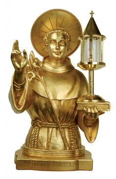 St Anthony of Padua | http://www.saintnook.com/saints/anthony-of-padua/ | St Anthony of Padua