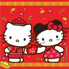 Hello Kitty in China
