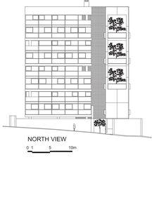 Galeria - Edifício W305 / Isay Weinfeld - 15  Noth view