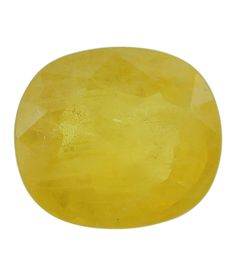 Wearer should wear Yellow sapphire in the Index Finger  of hand on Thursday morning . Before Wearing Yellow sapphire, dip it into Cow milk or Ganga jal