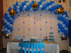 the little prince - theme party