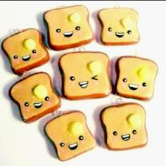 Bread&Butter Charms