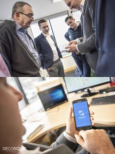 Presentation of our new App to control blinds wirelessly through the DreamHub. Core Values, Good Customer Service, Fun At Work, Blinds, Presentation, Culture, App, Shades Blinds, Blind