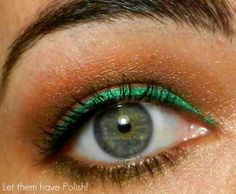 Let them have Polish!: Friday Wet 'n' Wild #EOTD Look Spam