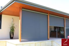 Extend the comfort and space of your home with an Issey external retractable blind!  Contact us for a free measure and quote no obligations!