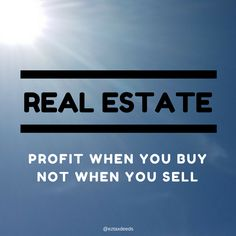 #profit #realestate #wealth #success