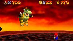 Super Mario 64- Nintendo 64