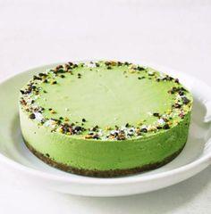 ロー抹茶ホワイトチョコレートケーキ - ローフード、オーガニック、ヴィーガン食材通販 BUNNY'S HEAVEN
