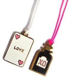 Love Potion Charm Necklace