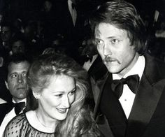 Pin for Later: Revisit Iconic Oscars Moments From the Past!  Meryl Streep and Christopher Walken each took home an award in 1979, him for The Deer Hunter and her for Kramer vs. Kramer.