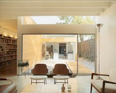 Eames Plywood Lounge Chairs