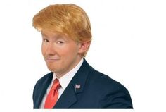 Make your own DIY Donald Trump Costume or Donald Trump Cosplay. Learn How To Dress Like Donald Trump The President of the United States of America Trump Costume, Trump Halloween Costume, Most Popular Halloween Costumes, Halloween Outfits, Halloween Carnival, Carnival Costumes, Couple Halloween, Mermaid Costumes, Halloween 2018