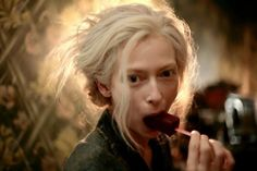 Tilda Swinton - only lovers left alive