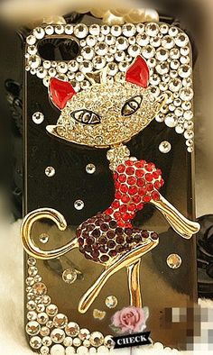 Handmade Iphone Case Cover Little Red Fox Case