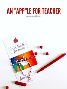 "An ""App""le for Teach"