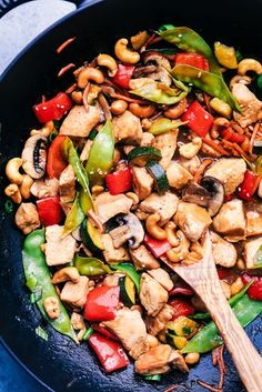 Keto Shrimp Stir Fry Low Carb Seafood Dinner Recipe With . Keto Shrimp Stir Fry Low Carb Seafood Dinner Recipe With . Cashew Chicken Stir Fry The Recipe Critic. Home and Family Healthy Chicken Stir Fry, Garlic Chicken Stir Fry, Cashew Chicken, Garlic Shrimp, Garlic Sauce, Skillet Chicken, Chicken Vegetable Stir Fry, Broccoli Chicken, Soy Sauce