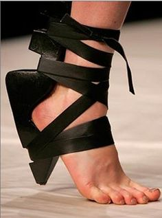 Insane High Heels That Will Make Your Feet Hurt