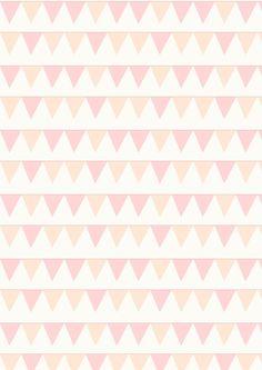 Free digital pastel scrapbooking paper - ausdruckbares Geschenkpapier - freebie | MeinLilaPark