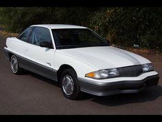 1994 Buick Skylark Custom White Slideshow General Motors, Michigan, Automobile, Buick Skylark, Trucks, Cars, Ebay, Motor Car, Autos