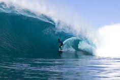 Layne Beachley seven times world surfing champion.