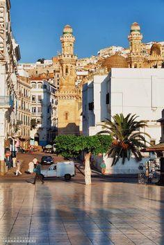 ALGER la capital D' ALGERIE
