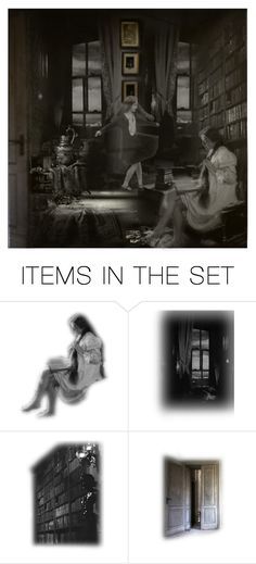 """""""Getting lost in a fairy tale"""" by krystalkm-7 ❤ liked on Polyvore featuring art"""